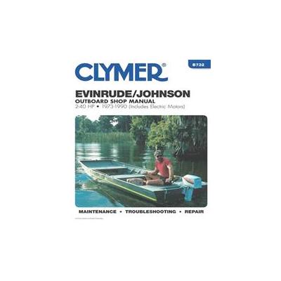 Evinrude'i/Johnsoni päramootori käsiraamat: 2-40 hp 1973-1990