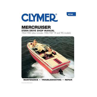 MerCruiseri ahtrimootori käsiraamat: 1964-1985