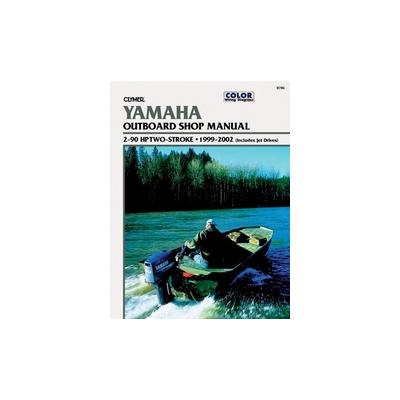 Yamaha päramootori käsiraamat: 2-90 hp 2-taktiline 1999-2002