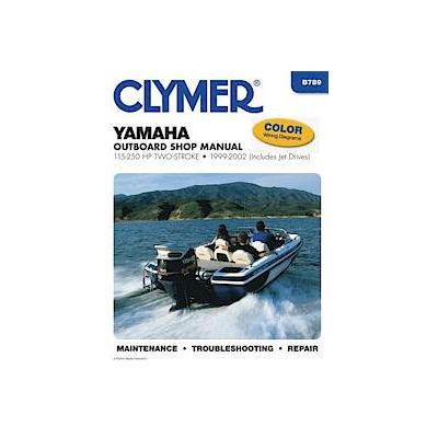 Yamaha päramootori käsiraamat: 115-250 hp 2-taktiline 1999-2002