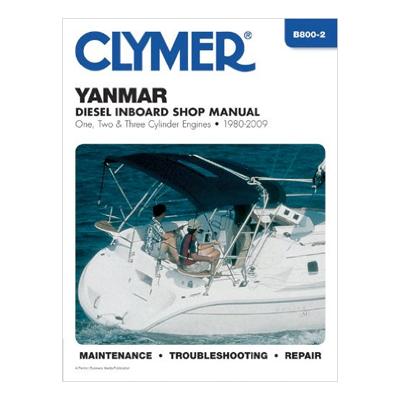 Yanmari ühe-, kahe- ja kolmesilindriliste diisel-ridamootorite käsiraamat: 1980-2009