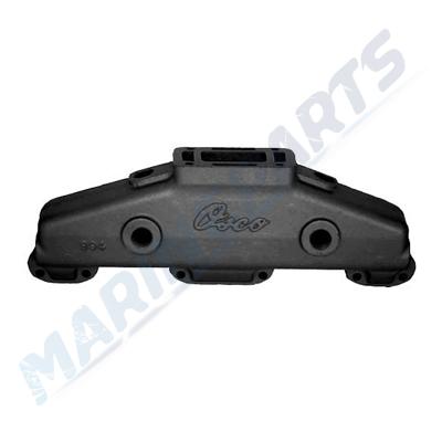 Indmar GM V8 305/350 väljalaskekollektor
