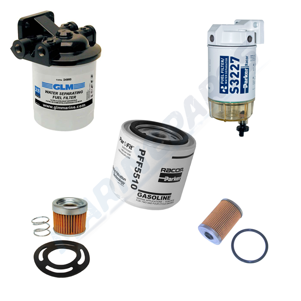 Fuel Filters MerCruiser gasoline