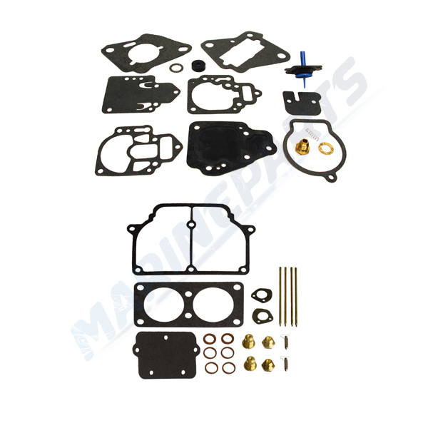Carburetor Service Kits Mercury/Mariner