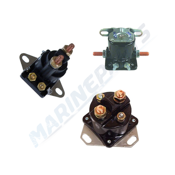 Releet & solenoidit Mercury/Mariner