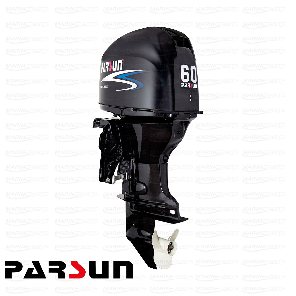 10. Parsun 30-60 hp models