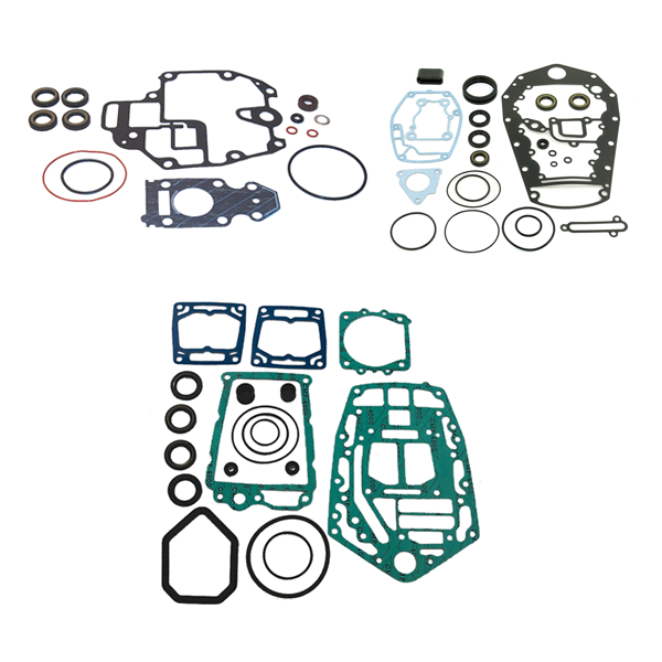 Gasket & Seal Kits Gear Housing Yamaha