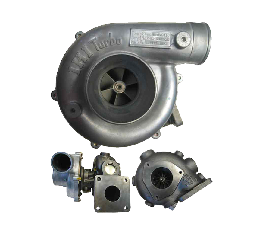 Turbochargers Yanmar