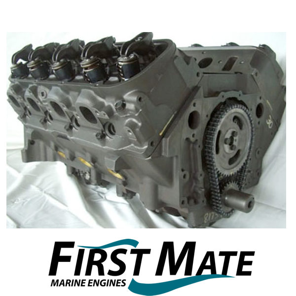GM 8.1 ltr. 496 CID V8 375 hv 2000-2011