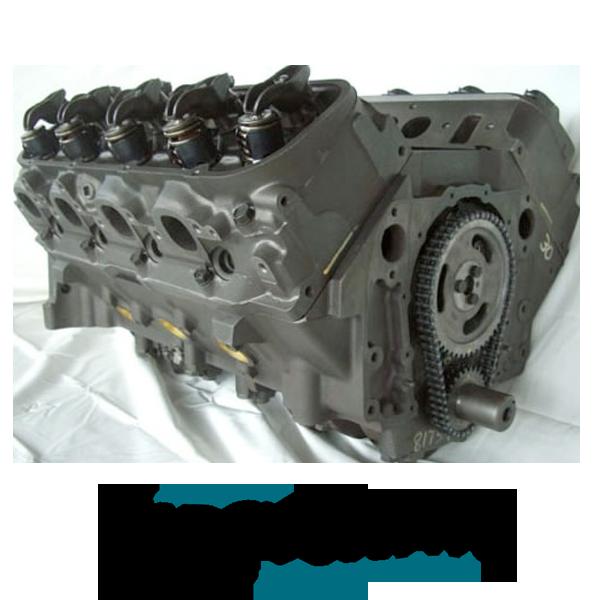 GM 7.4 ltr. 454 CID V8 1973-1990