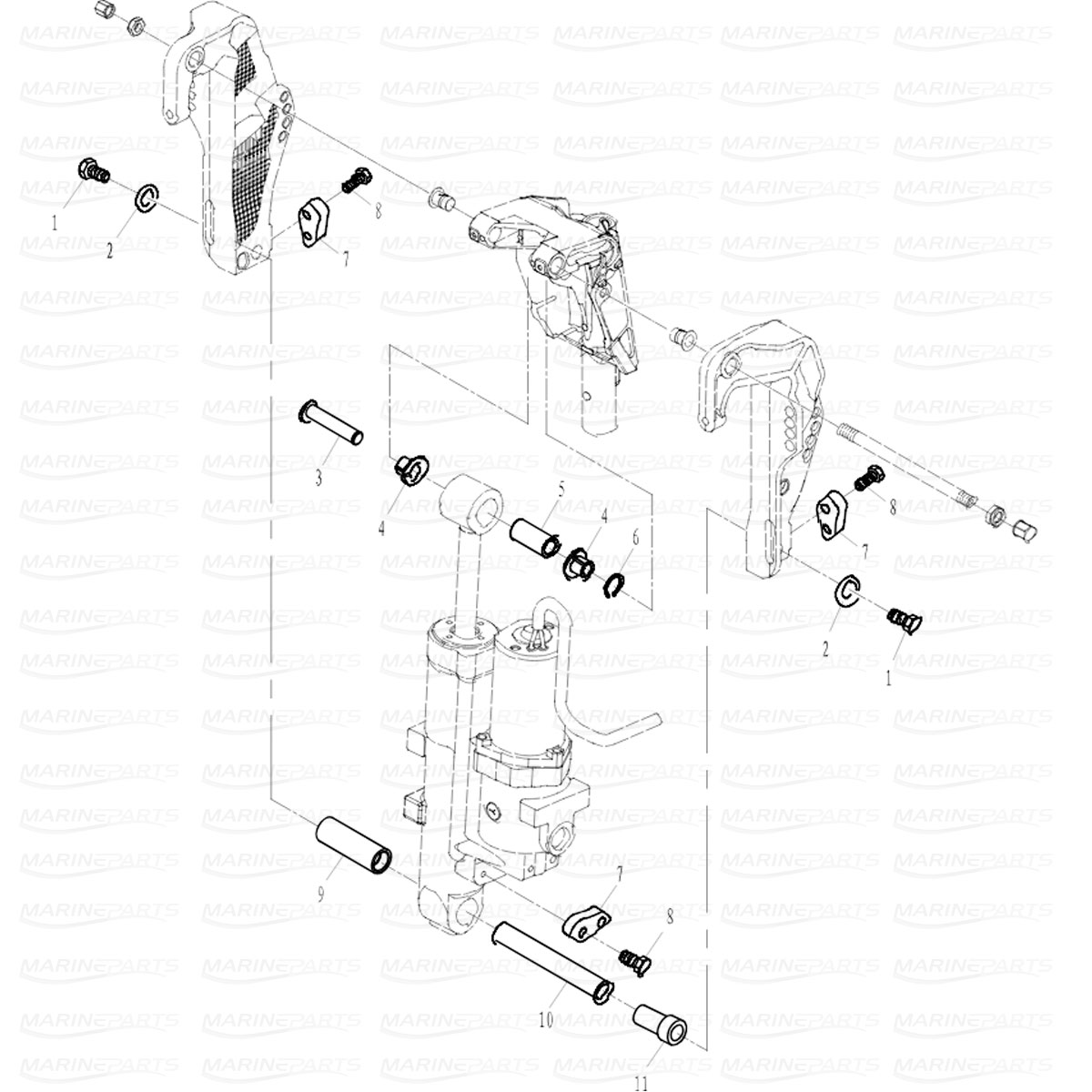 Hydraulic Tilt 1
